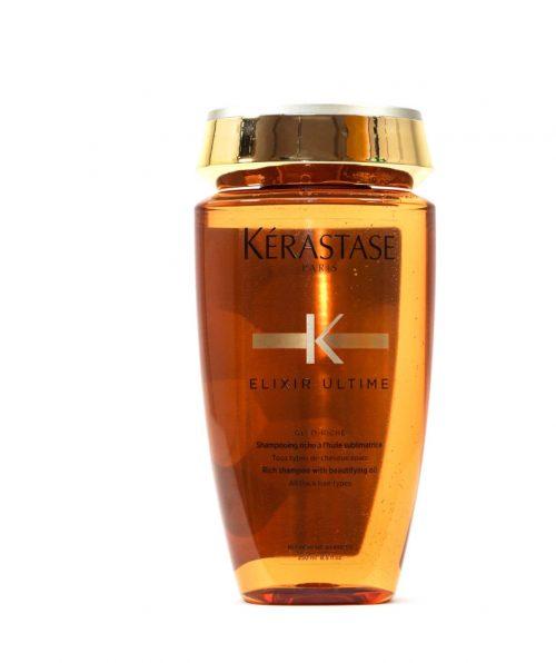 Kérastase Elixir Ultime Rich Shampoo With Beautifying Oil 250ml