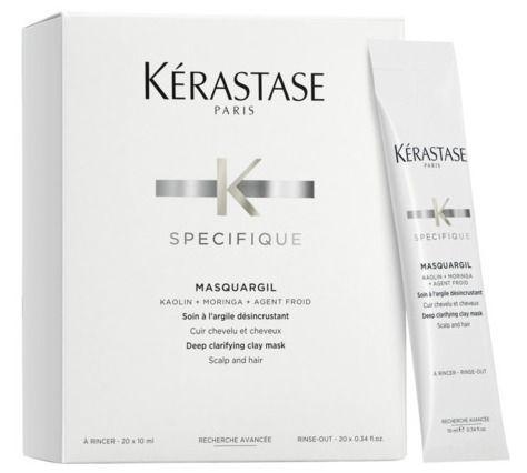 Kérastase Specifique Masquargil Deep Clarifying Clay Mask 10ml
