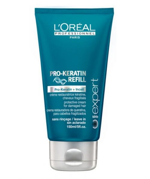 Loreal Expert Pro-Keratin Refill Keratine Herstellende Creme 150ml