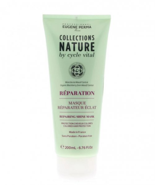 Eugene Perma Collections Nature By Cycle Vital Repairing Shine Mask 200ml
