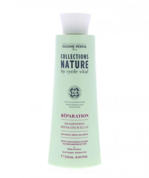Eugene Perma Collections Nature By Cycle Vital Repairing Shine Shampoo 250ml