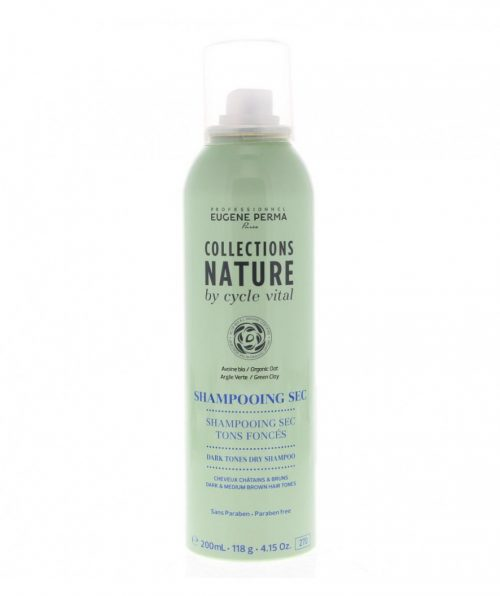Eugene Perma Collections Nature By Cycle Vital Shampooing Sec Dark Tones 200ml