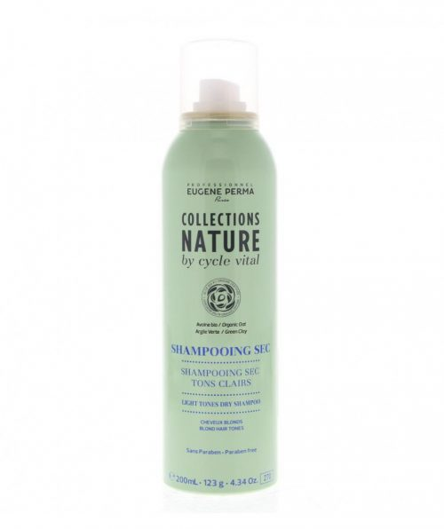 Eugene Perma Collections Nature By Cycle Vital Shampooing Sec Light Tones 200ml