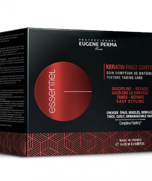 Eugene Perma Essentiel Keratin Frizz Control Easy Styling 6x20ml