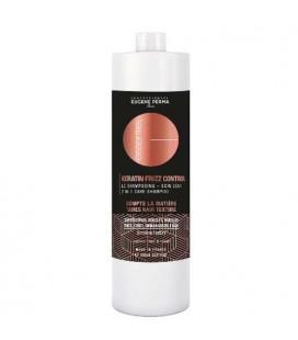Eugene Perma Keratin Frizz Control 2 in 1 Care Shampoo 1000ml