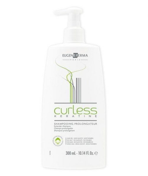 Eugene Perma Curless Keratine Shampooing Prolongateur 300ml