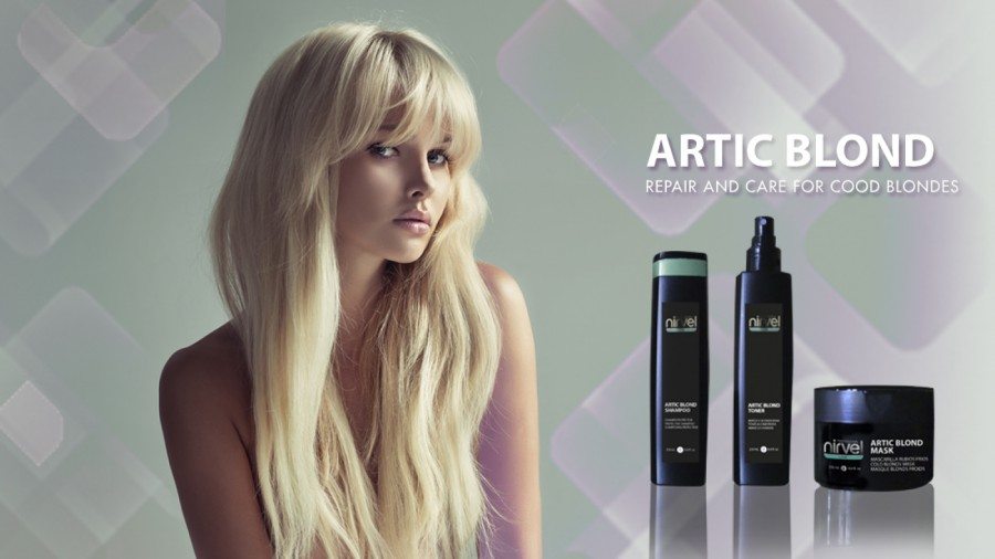 Nirvel Artic Blond