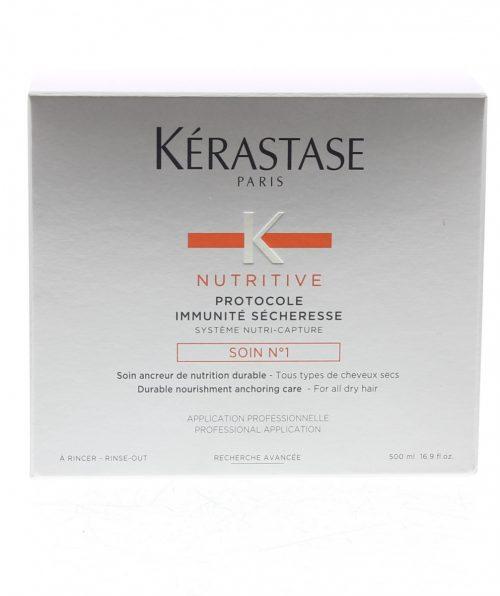 Kérastase Nutritive Protocole Immunite Secheresse Soin No1  500ml