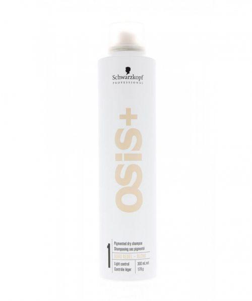 Schwarzkopf Osis + 1 Pigmented Dry Shampoo Boho Rebel - Blond 300ml