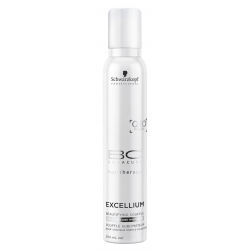 Schwarzkopf Q10 BC Hairtherapy Excellium For Silver And White Hair 200ml