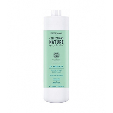 Eugene Perma Collections Nature By Cycle Vital Clarifiant Purifying Shampoo 1000ml