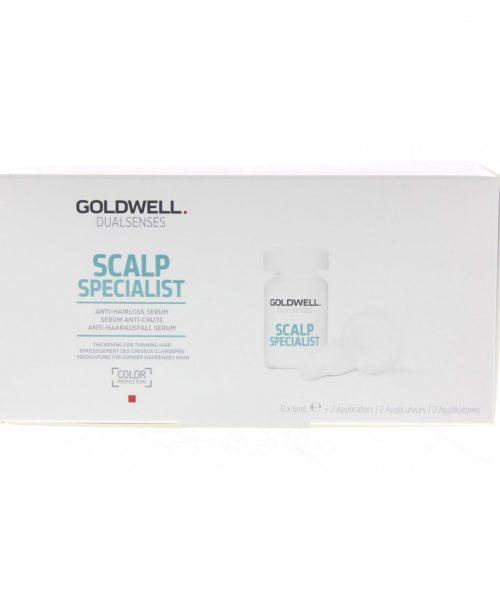 Goldwell Dualsenses Scalp Specialist Anti-Hairloss Serum 8x6ml