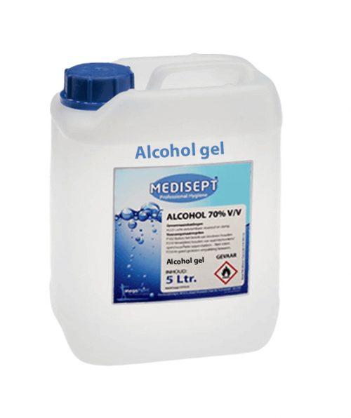 Medisept Alcohol Handgel 5000ml