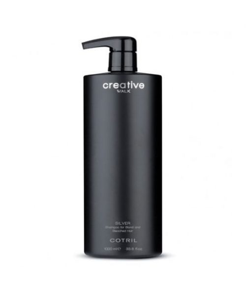 Cotril Creative Walk Silver Shampoo 1000ml