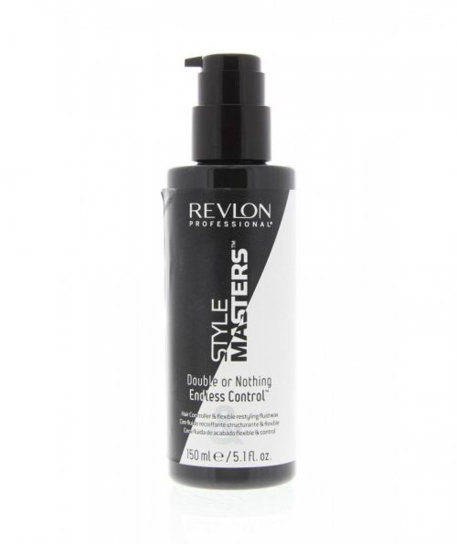 Revlon Style Masters Double Or Nothing Endless Control Fluid Wax 150ml