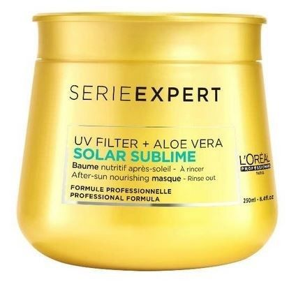 L'Oreal UV Filter + Aloe Vera Solar Sublime Mask 250ml