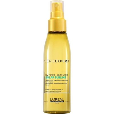 L'Oreal UV Filter + Aloe Vera Solar Sublime Protection Conditioning Spray 125ml