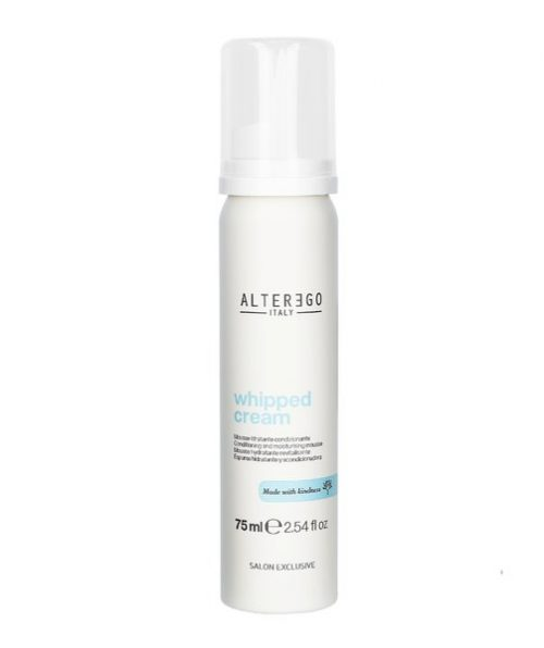 Alter Ego Whipped Cream Mousse Hydratante Revitalizante 75ml