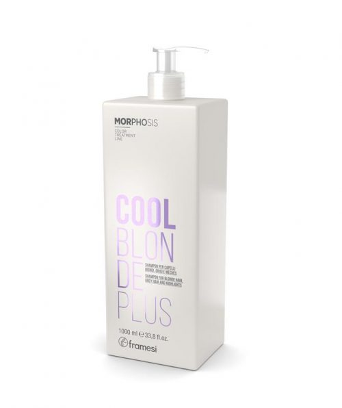 Framesi Morphosis Cool Blonde Shampoo PLUS 1000ml