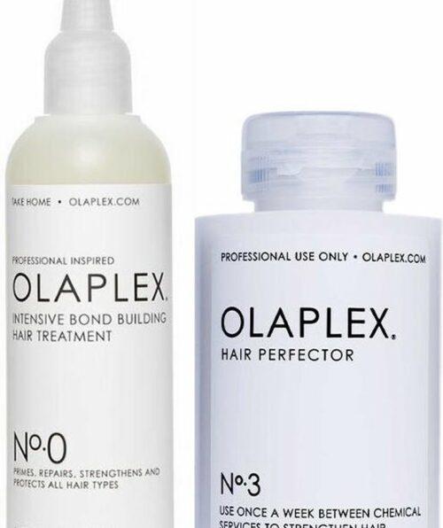 Olaplex No. 0 + No. 3